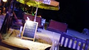Boardwalk Hotel Aruba: Beachclub in der Nähe
