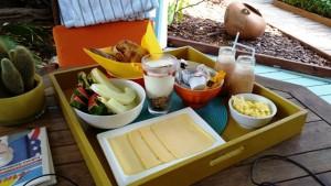 Boardwalk Hotel Aruba: Frühstück