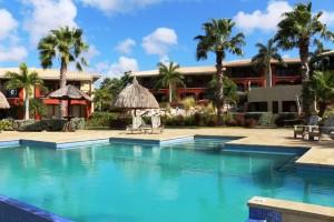 Wunderschöner Pool im La Maya Beach
