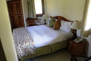 Bed and Breakfast auf Curacao