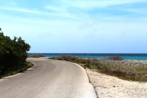 Richtung Atlantis Beach Bonaire