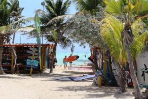 Bonaire ist ideal für Surfer und Taucher