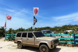 Mietwagen Bonaire - Pick up