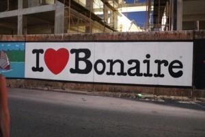 I Love Bonaire
