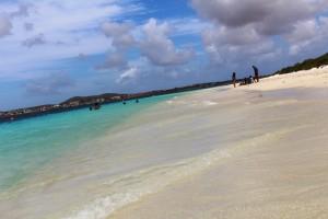 Sandstrand auf Klein Bonaire
