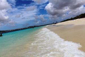 No Name Beach auf Klein Bonaire