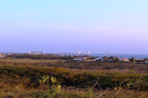 Blick vom California Lighthouse