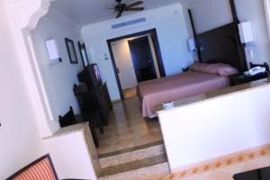Die Zimmer im RIU Palace Aruba