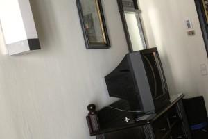Der Fernseher im RIU Palace Aruba