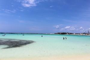 Die schönsten Strände gibt es auf Aruba